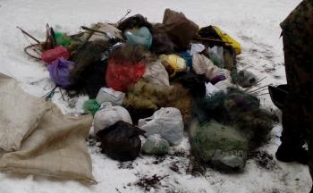 Рибоохоронці Львівщини знищили понад 7 км сіток