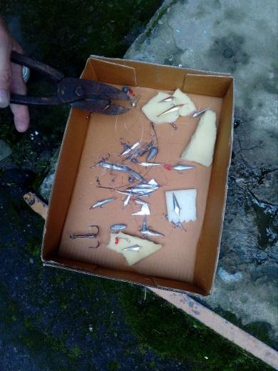На Львівщині утилізовано понад 500 метрів сітних знарядь лову